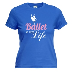 Ballet is my life