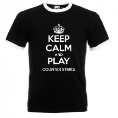 Keep calm and play counter strike