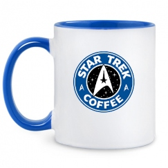 Star trek coffee