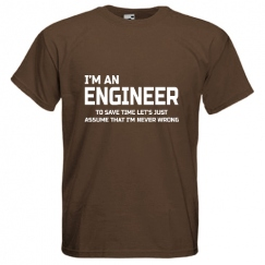 Im an Engineer