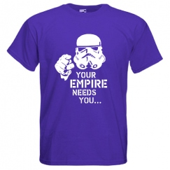 Your Empire Needs You...