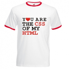 You are the CSS of my HTML