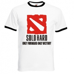 Solo hard only forward only victory