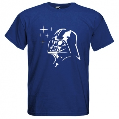 Darth Vader and stars
