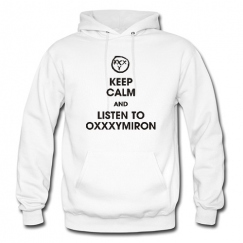 Keep calm and listen to Oxxxymiron