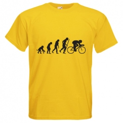 Evolution cyclist