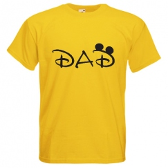 Dad Mickey Mouse